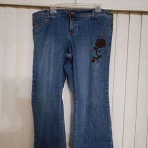 Blue Jeans, Plus Size 20